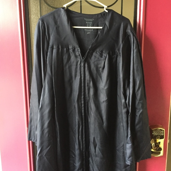 Jostens Other Navy Blue Graduation Gown Penn State Poshmark